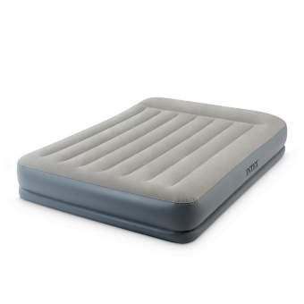 "Кровать-матр.""QUEEN MID-RISE AIRBED WITH FIBER-TECH BIP"", эл/н220V,203х152х30"
