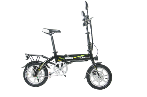 Складной электровелосипед xDevice xBicycle 14 2020