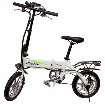 Складной электровелосипед xDevice xBicycle 14 2019