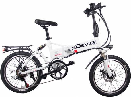 Электровелосипед xDevice xBicycle 20 2020