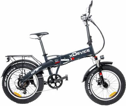 Электровелосипед xDevice xBicycle 20 FAT 2020